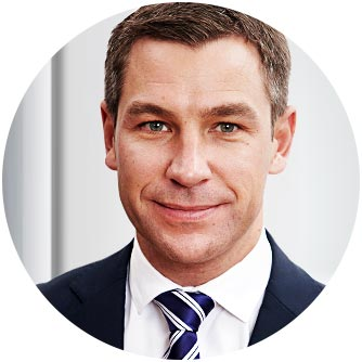Sebastian Holtz Vorsitzender der Geschäftsführung // CEO Carlsberg Deutschland GmbH